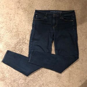 Article of Society Dark Wash Jeans